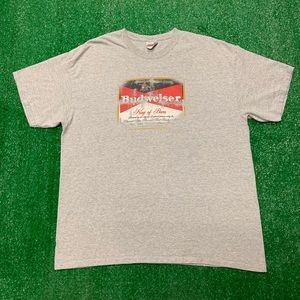 Vintage 2000s Budweiser King Of Beers Shirt 2005